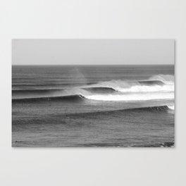 Bells Surf Surf Session Canvas Print