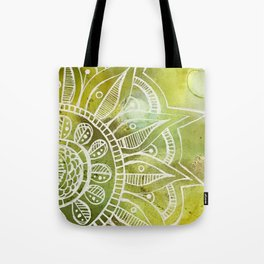 Goldzen Lining Tote Bag