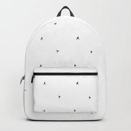 Ninja Pattern Backpack