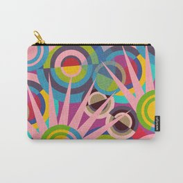 Delaunay Dreams Carry-All Pouch