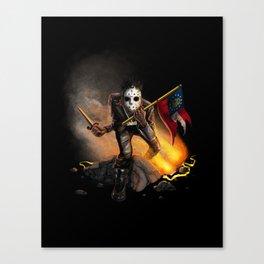 Savage Canvas Print