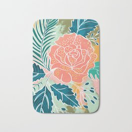 Framed Nature Bath Mat