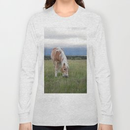 Blonde Beauty Long Sleeve T-shirt