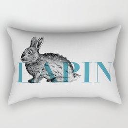 Lapin Rectangular Pillow