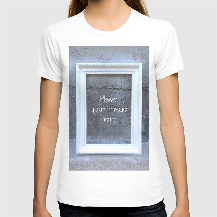 Place your image here T-shirt