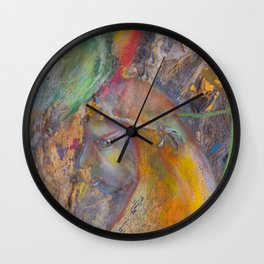 Free your Mind Wall Clock