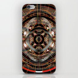 The Resonant Frequencies of Hell iPhone Skin