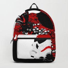 STORMTROOPER DIVA 2:  I DON'T GET MAD I GET EVEN Backpack