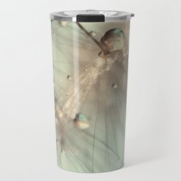 dandelion mint Travel Mug