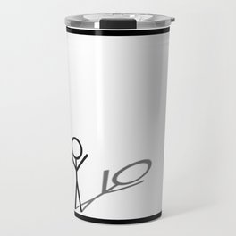 Stickman Travel Mug