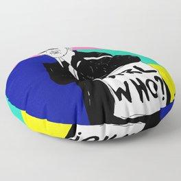 KARL WHO Floor Pillow