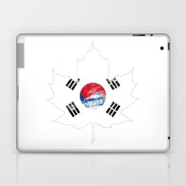 Korea/Canada Laptop & iPad Skin