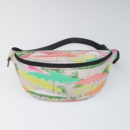 Palm Springs - poolside Fanny Pack