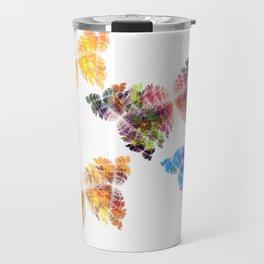 Gruß der Schmetterlinge  (A7 B0142) Travel Mug