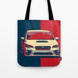 Subaru Ilustration Tote Bag