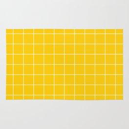 Sunshine Grid Rug
