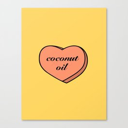 Coco Miracle Canvas Print