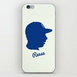 Pee Wee Reese iPhone Skin