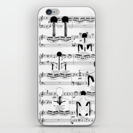 Spinal Chords from Wililam Tell iPhone Skin