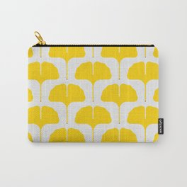 Ginkgo Leaf Carry-All Pouch