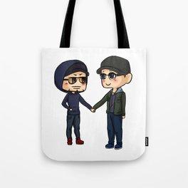 Steve&Tony Runaways  Tote Bag