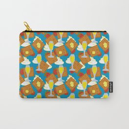 berries waffles and mimosas Carry-All Pouch