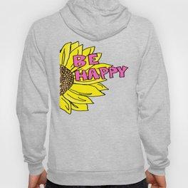 Sunflower  Be Happy Hoody