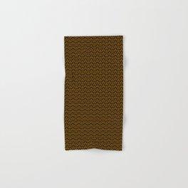 Golden Scales Hand & Bath Towel