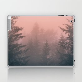 Pink Forest Laptop & iPad Skin