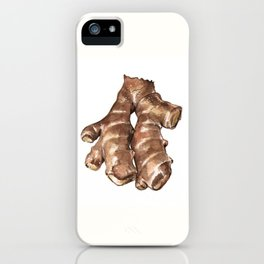 Ginger iPhone Case