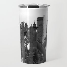 Bethlehem Steel Blast Furnace 7 Travel Mug