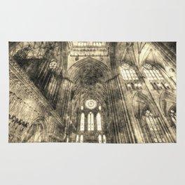 York Minster Vintage Rug