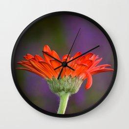 Daisy for Monet Wall Clock