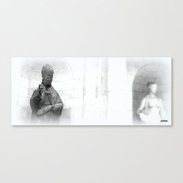 St Valentine 2 Canvas Print
