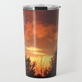 Sunsets of Summer Travel Mug