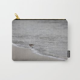Lonely Sandpiper Carry-All Pouch