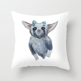 Trico Throw Pillow