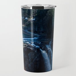 Snoqualmie Falls Travel Mug