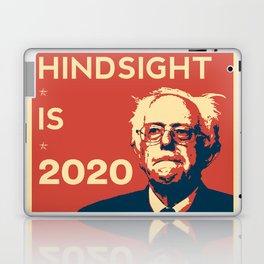 Hindsight is 2020 Bernie Sanders Laptop & iPad Skin