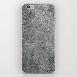 Old Leather Book Cover Lichen iPhone Skin