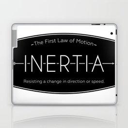 Inertia Logo Laptop & iPad Skin