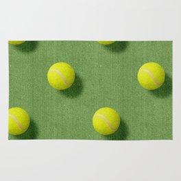 BALLS / Tennis (Grass Court) / Pattern Rug