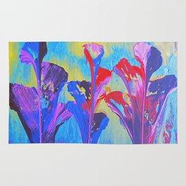 Lillies Rug