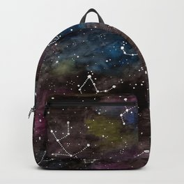 Zodiac Constellations Backpack