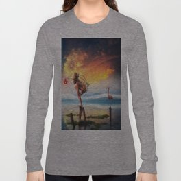 Le Gran Finale Long Sleeve T-shirt
