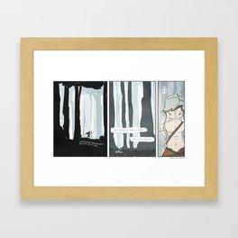 The Fairy Queen's Son Framed Art Print