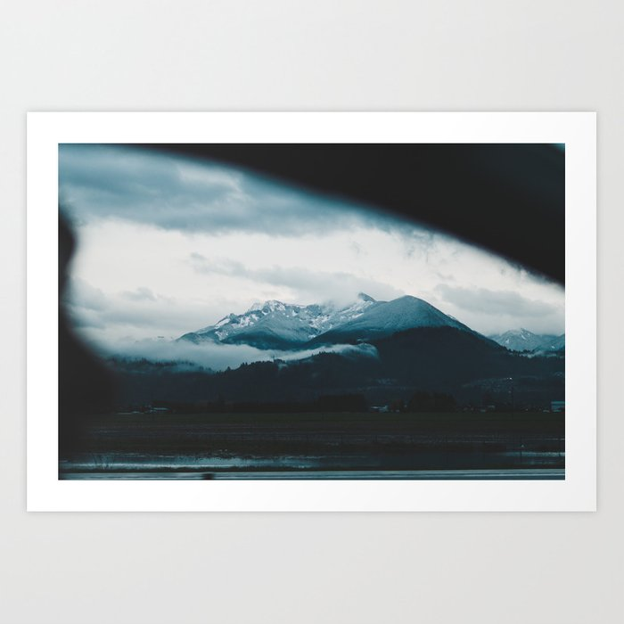 Chilliwack Art Print