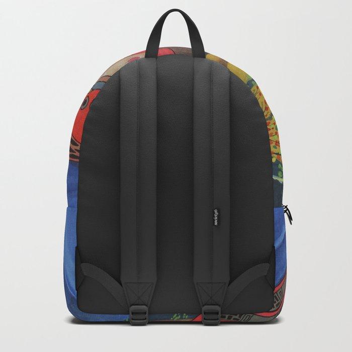 Track 4: Sofia's Dream Backpack
