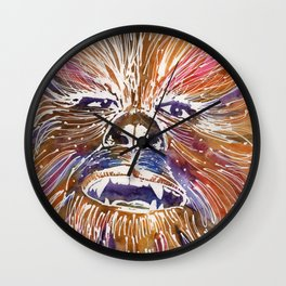 chewbacca Wall Clock