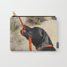 The Pup in Joshua Tree National Park Carry-All Pouch